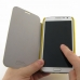 Samsung Galaxy Note 2 Casual Folio Cover Case (Yellow) Wide selection of colors and patterns. by PDair