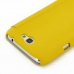 Samsung Galaxy Note 2 Casual Folio Cover Case (Yellow) protective carrying case by PDair