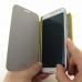 Samsung Galaxy Note 2 Casual Folio Cover Case (Yellow) protective stylish skin case by PDair