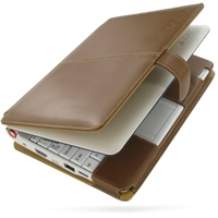 10% OFF + FREE SHIPPING, Buy PDair Quality Handmade Protective Acer Aspire one AOA-110 with Extended Battery Genuine Leather Flip Cover (Brown) You also can go to the customizer to create your own stylish leather case if looking for additional colors, pat