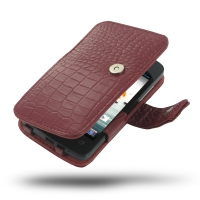 10% OFF + FREE SHIPPING, Buy Best PDair Quality Handmade Protective Acer Liquid Z3 Dual Genuine Leather Flip Cover (Red Croc). Pouch Sleeve Holster Wallet You also can go to the customizer to create your own stylish leather case if looking for additional