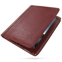 10% OFF + FREE SHIPPING, Buy Best PDair Quality Handmade Protective iPad 3G Genuine Leather Smart Flip Cover (Red Croc) Ver.3. You also can go to the customizer to create your own stylish leather case if looking for additional colors, patterns and types.