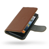 10% OFF + FREE SHIPPING, Buy Best PDair Quality Handmade Protective iPhone 5 | iPhone 5s Genuine Leather Flip Cover (Brown Pebble Genuine Leather) You also can go to the customizer to create your own stylish leather case if looking for additional colors,