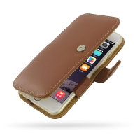 10% OFF + FREE SHIPPING, Buy Best PDair Quality Handmade Protective iPhone 6 | iPhone 6s Genuine Leather Flip Cover (Brown) online. Pouch Sleeve Holster Wallet You also can go to the customizer to create your own stylish leather case if looking for additi