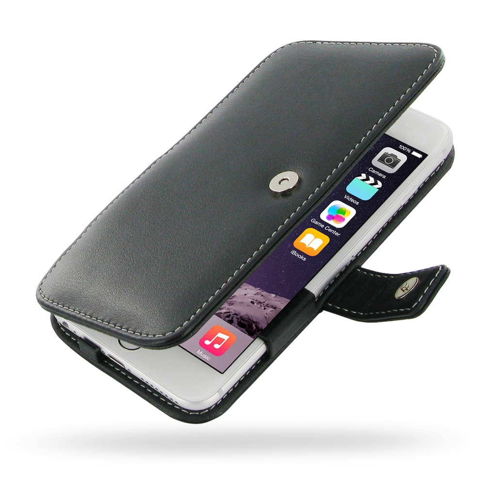 10% OFF + FREE SHIPPING, Buy Best PDair Quality Handmade Protective iPhone 6 Plus | iPhone 6s Plus Genuine Leather Flip Cover online. Pouch Sleeve Wallet You also can go to the customizer to create your own stylish leather case if looking for additional c