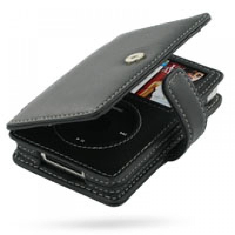 Ipad Classic Book Cover : Ipod classic gb leather flip cover black pdair