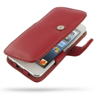 10% OFF + FREE SHIPPING, Buy Best PDair Quality Handmade Protective iPod touch 6 / iPod touch 5 Genuine Leather Flip Cover (Red). Pouch Sleeve Holster Wallet You also can go to the customizer to create your own stylish leather case if looking for addition