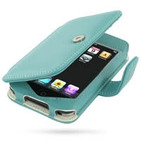 10% OFF + FREE SHIPPING, Buy Best PDair Quality Handmade Protective iPod Touch Genuine Leather Flip Cover (Aqua) online. Pouch Sleeve Holster Wallet You also can go to the customizer to create your own stylish leather case if looking for additional colors