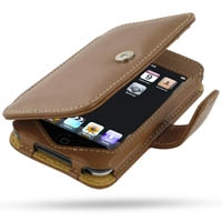 10% OFF + FREE SHIPPING, Buy Best PDair Quality Handmade Protective iPod Touch Genuine Leather Flip Cover (Brown) online. Pouch Sleeve Holster Wallet You also can go to the customizer to create your own stylish leather case if looking for additional color