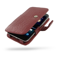 10% OFF + FREE SHIPPING, Buy Best PDair Quality Handmade Protective Asus PadFone 2 Genuine Leather Flip Cover (Red Croc) online. Pouch Sleeve Holster Wallet You also can go to the customizer to create your own stylish leather case if looking for additiona