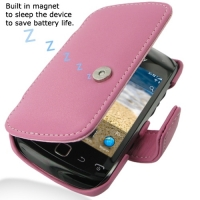 10% OFF + FREE SHIPPING, Buy Best PDair Quality Handmade Protective BlackBerry Curve 9380 Genuine Leather Flip Cover (Petal Pink) You also can go to the customizer to create your own stylish leather case if looking for additional colors, patterns and type