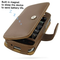 10% OFF + FREE SHIPPING, Buy Best PDair Quality Handmade Protective BlackBerry Storm Genuine Leather Flip Cover (Brown) online. Pouch Sleeve Holster Wallet You also can go to the customizer to create your own stylish leather case if looking for additional