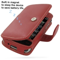 10% OFF + FREE SHIPPING, Buy Best PDair Quality Handmade Protective BlackBerry Storm Genuine Leather Flip Cover (Red) online. Pouch Sleeve Holster Wallet You also can go to the customizer to create your own stylish leather case if looking for additional c