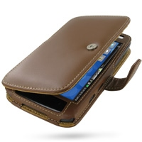 10% OFF + FREE SHIPPING, Buy Best PDair Quality Handmade Protective Dell Streak 5 Genuine Leather Flip Cover (Brown) online. Pouch Sleeve Holster Wallet You also can go to the customizer to create your own stylish leather case if looking for additional co