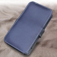 Fujitsu ARROWS NX F-02G Leather Flip Cover PDair Premium Hadmade Genuine Leather Protective Case Sleeve Wallet