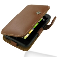 10% OFF + FREE SHIPPING, Buy Best PDair Top Quality Handmade Protective HTC Titan Leather Flip Cover (Brown) online. Pouch Sleeve Holster Wallet You also can go to the customizer to create your own stylish leather case if looking for additional colors, pa