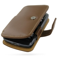 10% OFF + FREE SHIPPING, Buy Best PDair Top Quality Handmade Protective HTC Touch HD Leather Flip Cover (Brown) online. Pouch Sleeve Holster Wallet You also can go to the customizer to create your own stylish leather case if looking for additional colors,