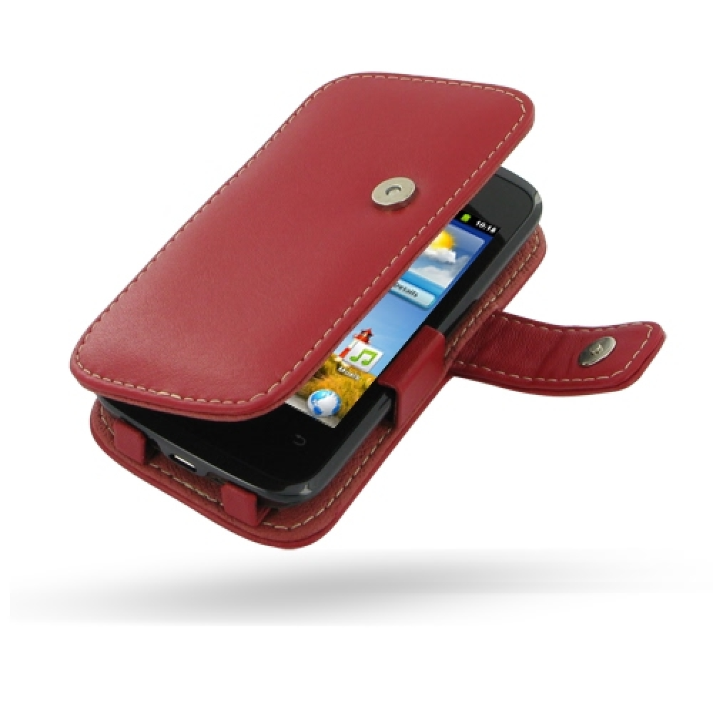 10% OFF + FREE SHIPPING, Buy Best PDair Top Quality Handmade Protective Huawei Ascend Y200 Leather Flip Cover (Red) online. Pouch Sleeve Holster Wallet You also can go to the customizer to create your own stylish leather case if looking for additional col