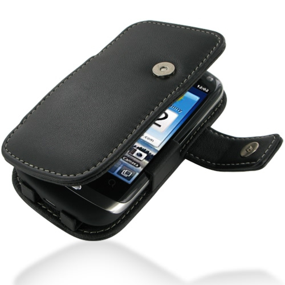 huawei ideos x3 leather flip cover pdair wallet sleeve. Black Bedroom Furniture Sets. Home Design Ideas