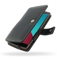Leather Book Case for LG G4 H815
