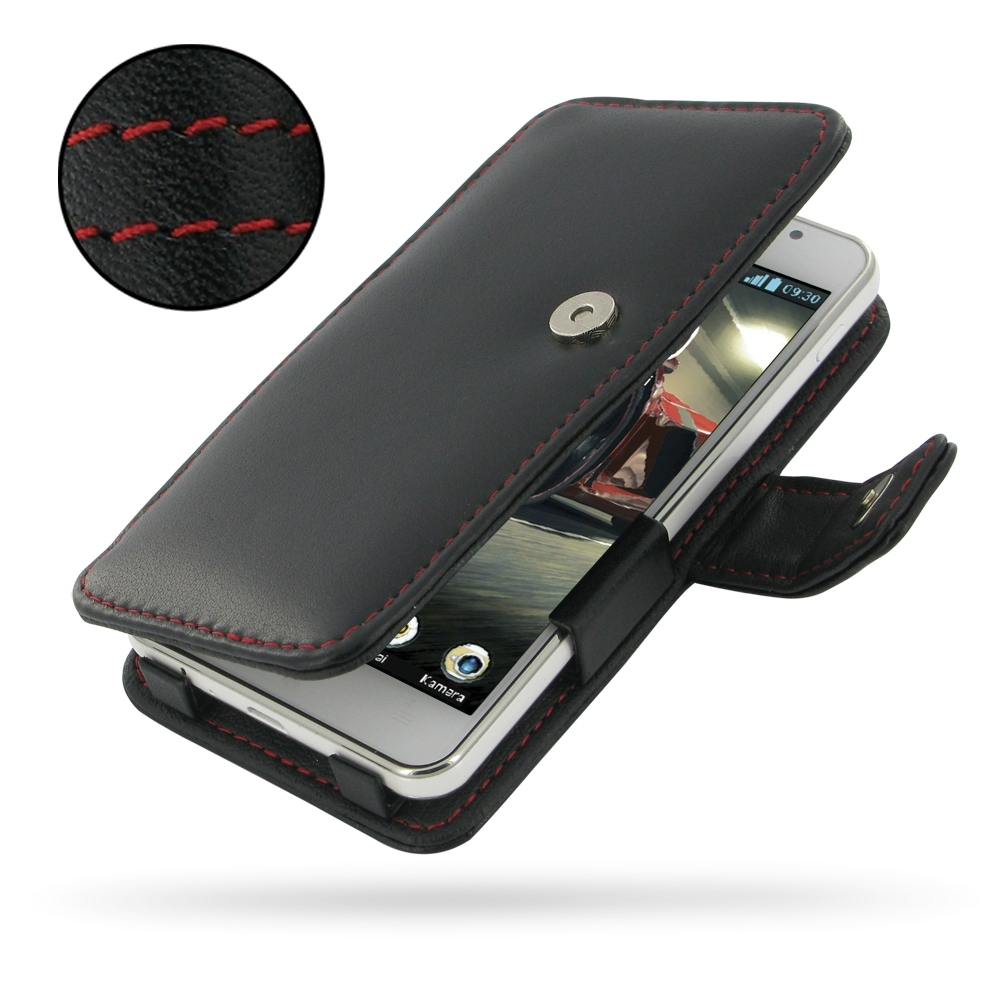 10% OFF + FREE SHIPPING, Buy Best PDair Top Quality Handmade Protective LG Optimus F5 Leather Flip Cover (Red Stitch) online. Pouch Sleeve Holster Wallet You also can go to the customizer to create your own stylish leather case if looking for additional c