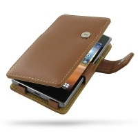 10% OFF + FREE SHIPPING, Buy Best PDair Top Quality Handmade Protective LG Optimus L5 Leather Flip Cover (Brown) online. Pouch Sleeve Holster Wallet You also can go to the customizer to create your own stylish leather case if looking for additional colors