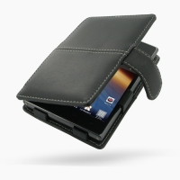 10% OFF + FREE SHIPPING, Buy Best PDair Top Quality Handmade Protective LG Optimus Vu Leather Flip Cover (Black) online. Pouch Sleeve Holster Wallet You also can go to the customizer to create your own stylish leather case if looking for additional colors