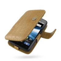 10% OFF + FREE SHIPPING, Buy Best PDair Top Quality Handmade Protective Motorola Atrix 4G Leather Flip Cover (Brown Croc). Pouch Sleeve Holster Wallet You also can go to the customizer to create your own stylish leather case if looking for additional colo