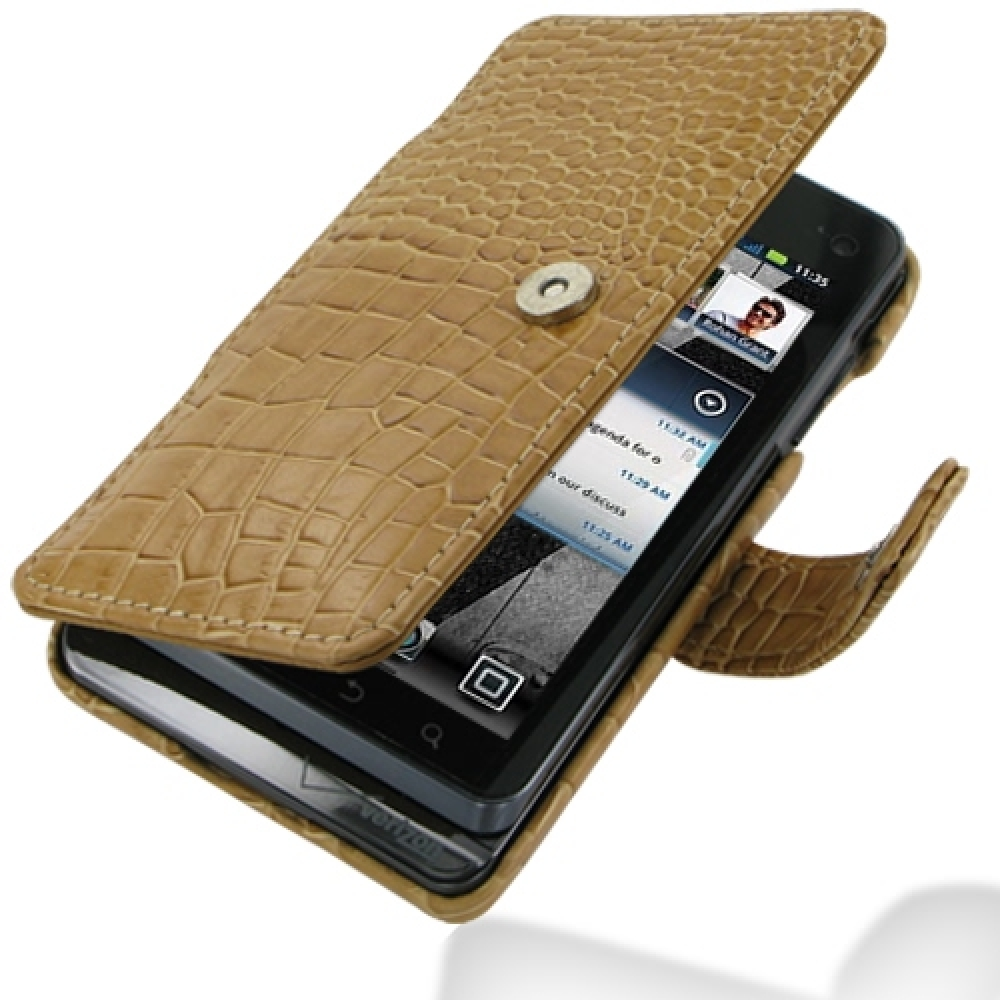 10% OFF + FREE SHIPPING, Buy Best PDair Top Quality Handmade Protective Motorola Droid 3 Leather Flip Cover (Brown Croc) online. Pouch Sleeve Holster Wallet You also can go to the customizer to create your own stylish leather case if looking for additiona