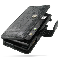 10% OFF + FREE SHIPPING, Buy Best PDair Top Quality Handmade Protective Motorola DROID Leather Flip Cover (Black Croc) online. Pouch Sleeve Holster Wallet You also can go to the customizer to create your own stylish leather case if looking for additional