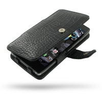 10% OFF + FREE SHIPPING, Buy PDair Top Quality Handmade Protective Motorola Droid Razr HD Leather Flip Cover (Black Croc) online. Pouch Sleeve Holster Wallet You also can go to the customizer to create your own stylish leather case if looking for addition