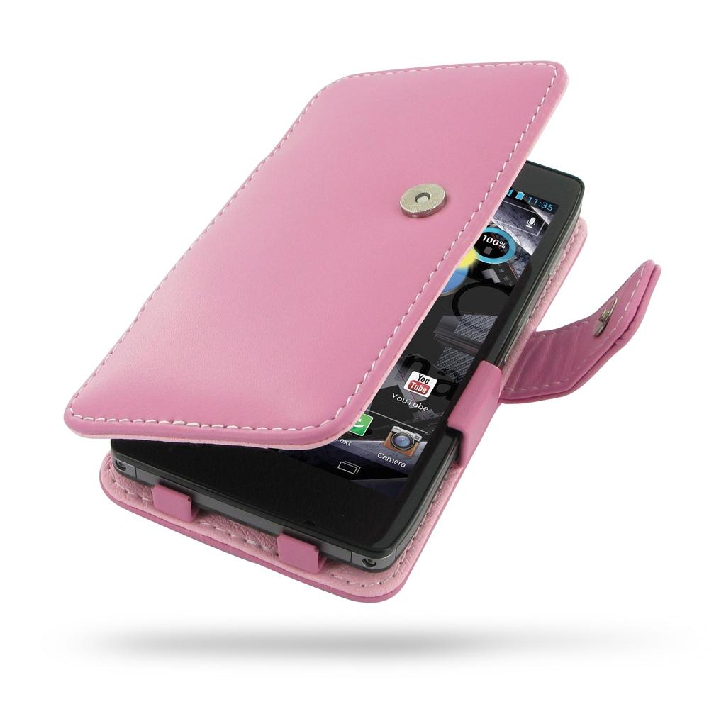 motorola droid razr cases. motorola droid razr hd leather flip cover (petal pink) pdair premium hadmade genuine cases