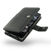 Leather Book Case for Motorola Droid Razr Maxx HD