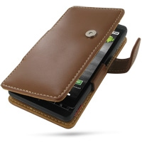 10% OFF + FREE SHIPPING, Buy PDair Top Quality Handmade Protective Motorola DROID X / Milestone X Leather Flip Cover (Brown) online. You also can go to the customizer to create your own stylish leather case if looking for additional colors, patterns and t