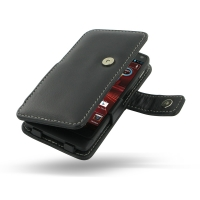 Leather Book Case for Motorola Razr i XT890