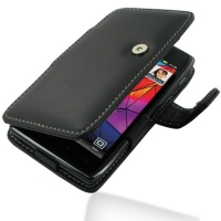 Leather Book Case for Motorola RAZR XT910/Droid RAZR XT912