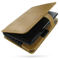 10% OFF + FREE SHIPPING, Buy Best PDair Top Quality Handmade Protective MSI Wind U100 / U100X Leather Flip Cover (Brown Croc) You also can go to the customizer to create your own stylish leather case if looking for additional colors, patterns and types.