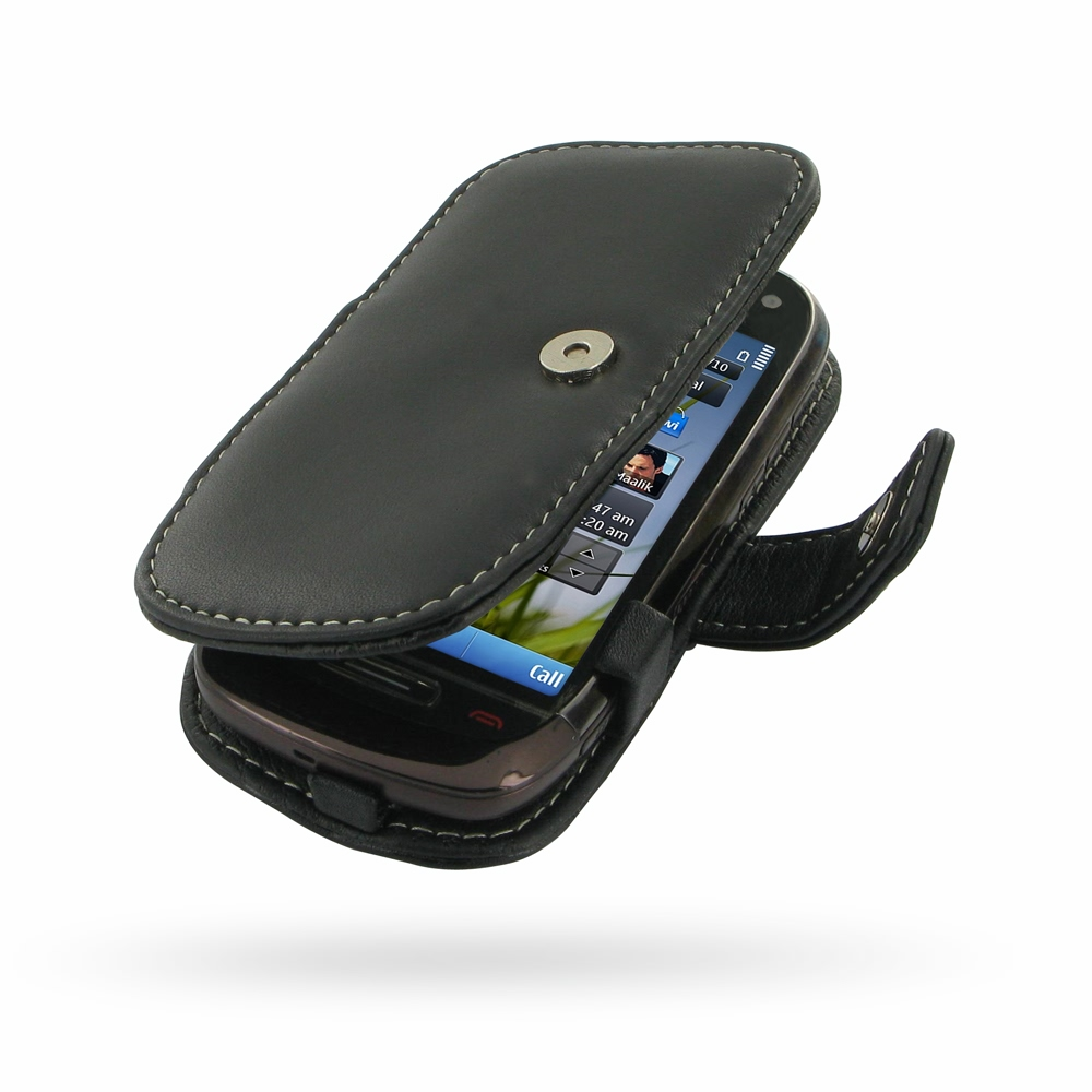 10% OFF + FREE SHIPPING, Buy Best PDair Top Quality Handmade Protective Nokia C7 Leather Flip Cover (Black) online. Pouch Sleeve Holster Wallet You also can go to the customizer to create your own stylish leather case if looking for additional colors, pat