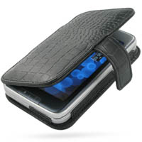 10% OFF + FREE SHIPPING, Buy PDair Top Quality Handmade Protective Nokia N810 Internet Tablet Leather Flip Cover (Black Croc). Pouch Sleeve Holster Wallet You also can go to the customizer to create your own stylish leather case if looking for additional
