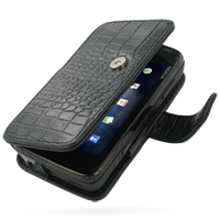 10% OFF + FREE SHIPPING, Buy Best PDair Top Quality Handmade Protective Nokia N900 Leather Flip Cover (Black Croc) online. Pouch Sleeve Holster Wallet You also can go to the customizer to create your own stylish leather case if looking for additional colo