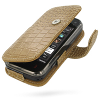 10% OFF + FREE SHIPPING, Buy Best PDair Top Quality Handmade Protective Nokia N97 mini Leather Flip Cover (Brown Croc) online. Pouch Sleeve Holster Wallet You also can go to the customizer to create your own stylish leather case if looking for additional