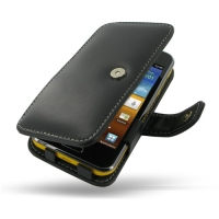 10% OFF + FREE SHIPPING, Buy Best PDair Top Quality Handmade Protective Samsung Galaxy Beam Leather Flip Cover (Black) online. Pouch Sleeve Holster Wallet You also can go to the customizer to create your own stylish leather case if looking for additional
