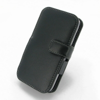 Leather Book Case for Samsung GALAXY BEAM2 G3858