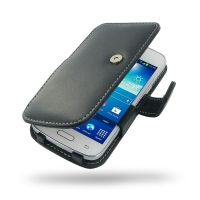 Leather Book Case for Samsung Galaxy Core Plus SM-G3500 / Galaxy Trend 3 SM-G3502