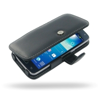 Leather Book Case for Samsung Galaxy Express 2 SM-G3815