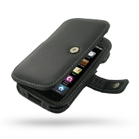Leather Book Case for Samsung Galaxy S GT-i9000/Plus GT-i9001