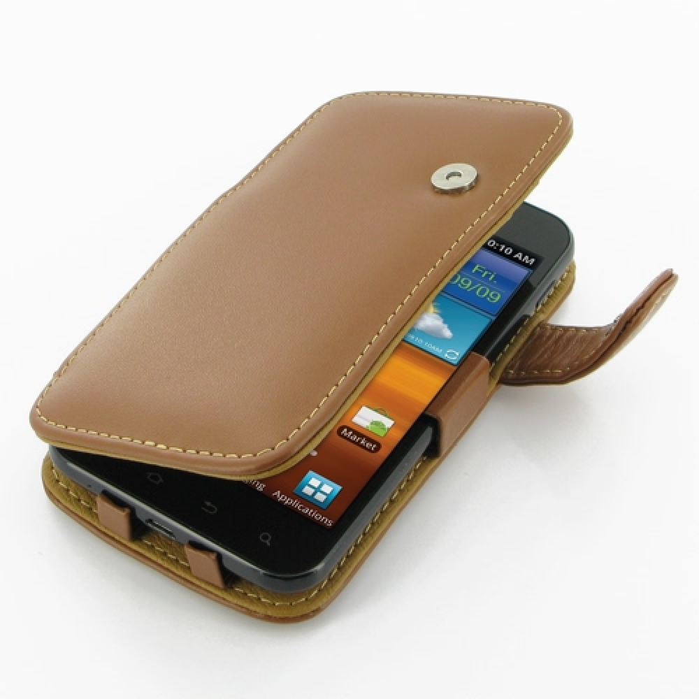 10% OFF + FREE SHIPPING, Buy Best PDair Top Quality Handmade Protective Samsung Galaxy S2 Epic Leather Flip Cover (Brown). Pouch Sleeve Holster Wallet You also can go to the customizer to create your own stylish leather case if looking for additional colo