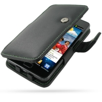 10% OFF + FREE SHIPPING, Buy Best PDair Top Quality Handmade Protective Samsung Galaxy S2 Leather Flip Cover (Green Stitch). Pouch Sleeve Holster Wallet You also can go to the customizer to create your own stylish leather case if looking for additional co