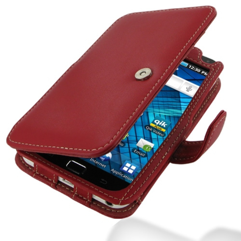 10% OFF + FREE SHIPPING, Buy Best PDair Top Quality Handmade Protective Samsung Galaxy S WiFi 5.0 Leather Flip Cover (Red). You also can go to the customizer to create your own stylish leather case if looking for additional colors, patterns and types.