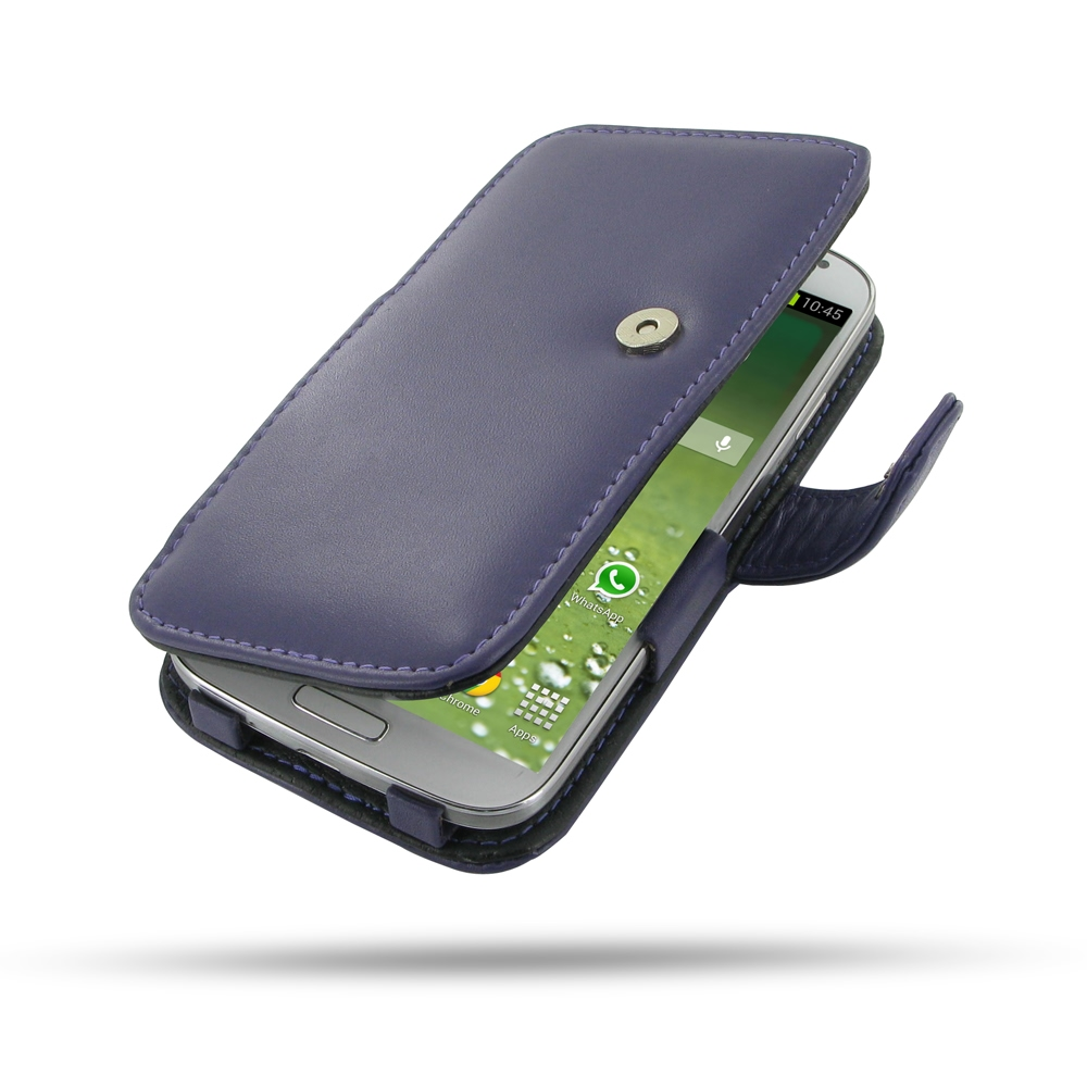 10% OFF + FREE SHIPPING, Buy Best PDair Top Quality Handmade Protective Samsung Galaxy S4 Leather Flip Cover (Purple) online. Pouch Sleeve Holster Wallet You also can go to the customizer to create your own stylish leather case if looking for additional c